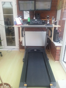 Treadmill Desk V1